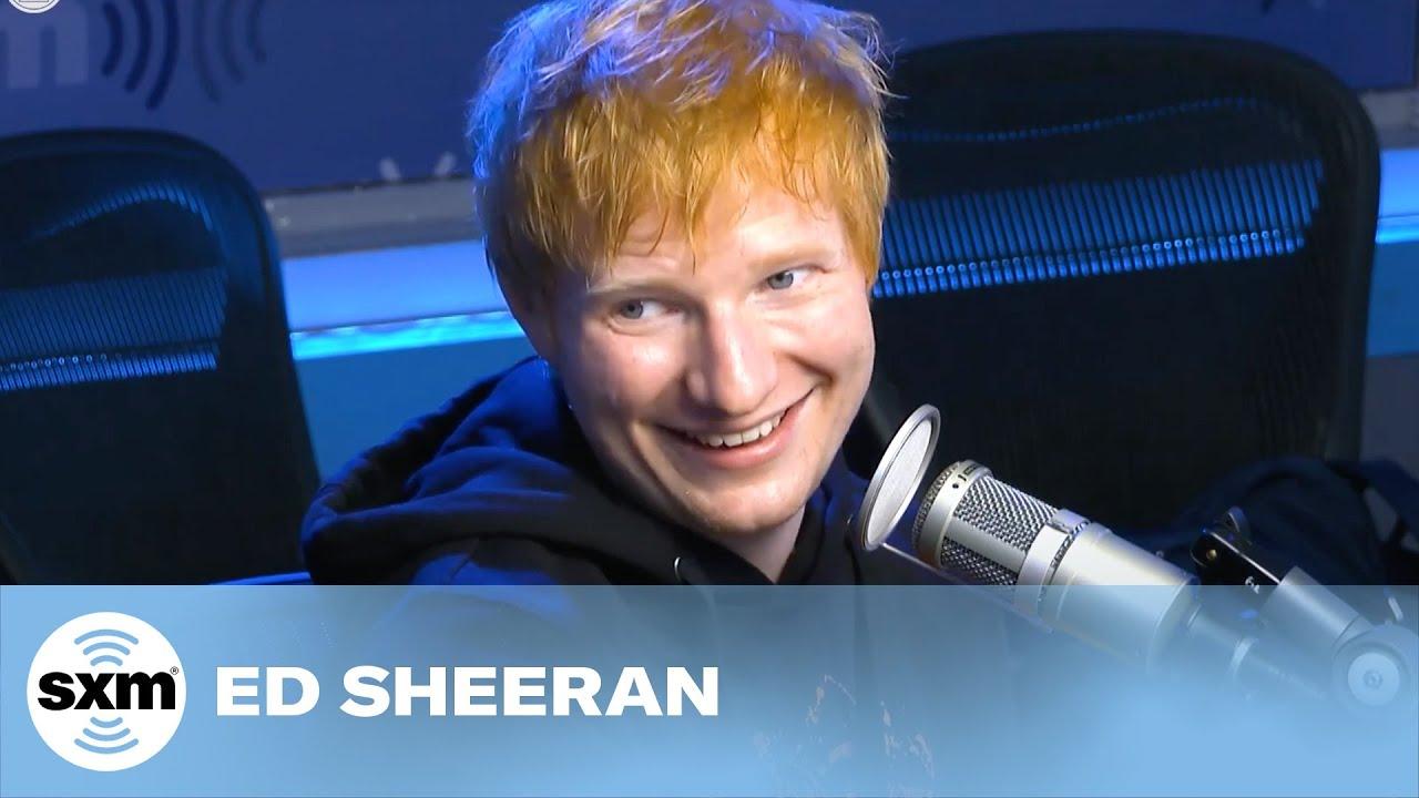 Ed Sheeran Says The Kid LAROI and Olivia Rodrigo Are Killing It as Young Songwriters