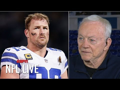 Jerry Jones calls Jason Witten the John Wayne of the Cowboys | NFL Live