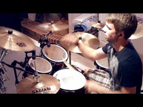 Drum Cover : Bill Livingstone ~ Thrice ~