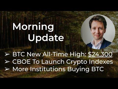 Daily Update – Dec 21st – Macro + Crypto Markets