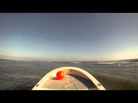 Panga boat ride nosara cr doovi for Matanzas inlet fishing