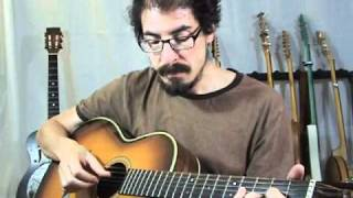 "Blues Genealogy: ""Statesboro Blues"" - Blues Guitar Lessons - David Hamburger"