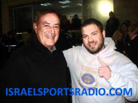 Tel-Aviv Pioneers QB Itay Ashkenazi joins Ari Louis on Louis Live on IsraelSportsRadio
