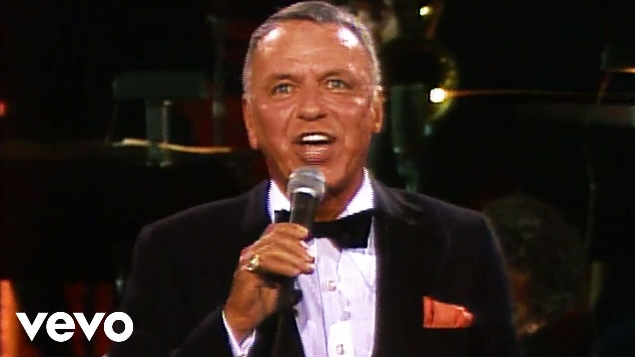 Frank Sinatra Strangers In The Night Youtube