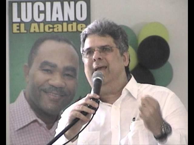 Francisco Luciano Alcalde SDO