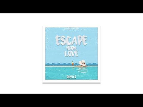 Quefle x Eva Simons & Sidney Samson - Escape From Love (Lyric Video)