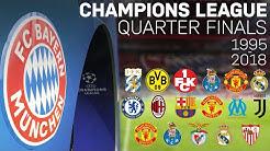 Champions League Quarter Finals - All FC Bayern matches | Highlights