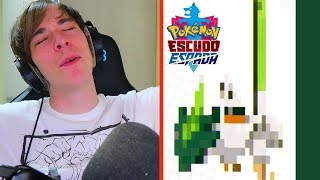 NUEVO POKÉMON *EVOLUCIÓN DE UNO ANTIGUO* en Pokémon ESPADA y ESCUDO