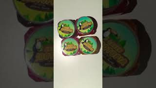 GREEN ZOOTOPIA CRYSTAL ANIMAL SLIME REVIEW ✨😍