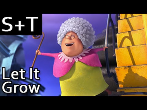 The Lorax - Let It Grow - Hebrew (Subs+Translation)