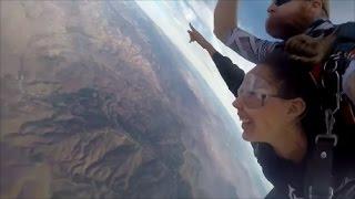 Dreams Do Come True: Skydiving!