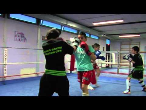 Faucon Gym Boxing - Sports de contact - Villepinte