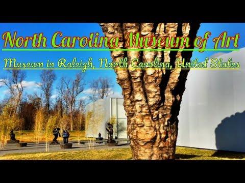 Visiting North Carolina Museum of Art, Museum in Raleigh, North Carolina, United States