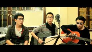 Miss you like crazy (Guitar Cover) - Guitargt2 ft Johan ft Đức IT -