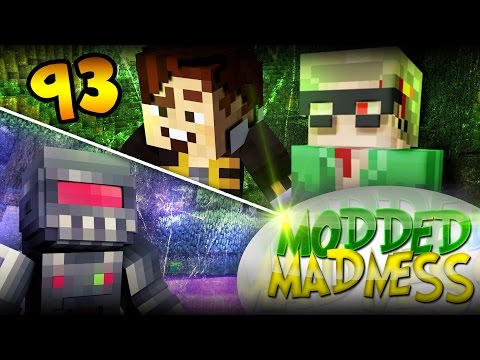 Minecraft: COOL COURTNEY & JANUARY! - Modded Madness #93 (Yogscast Complete Pack)