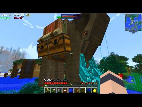 Etho's Modded Minecraft #24: Etho's Pet Care - YouTube