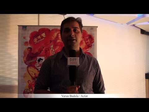 Varun Badola ||  | Best Wishes || Delhi International Film Festival
