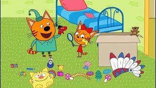 Три кота | Кто виноват? | Серия 68 | Мультфильмы для детей