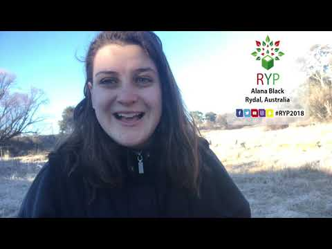 Alana Black - Rydal, Australia (Vlog 2)