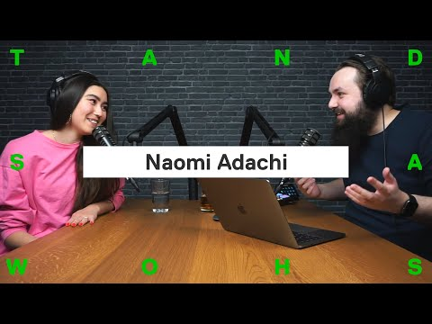 Naomi Adachi: tulící kavárny, automaty na spodní prádlo, přehnaná slušnost (podcast o Japonsku)
