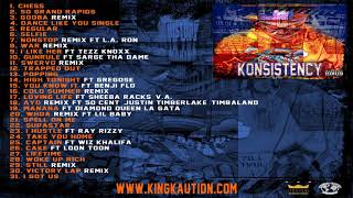 King Kaution- Konsistency Mixtape