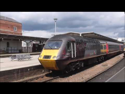 A selection of class 43 Hst