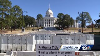 Montgomery beefs up security ahead of Inauguration Day