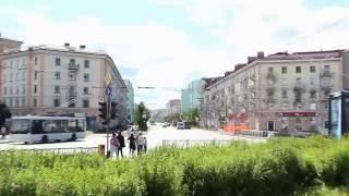 К столетию Мурманска. Бесплатная экскурсия по городу от турагентства V-leto.