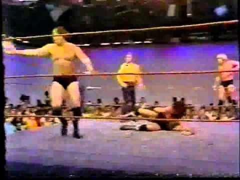 15 Memphis TV 080881 Wrestling 1981