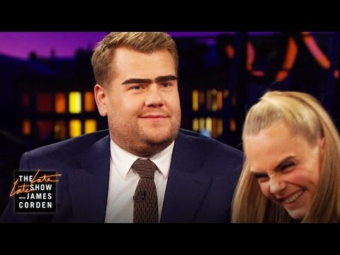 Thumbnail: James Corden Steps Up His Eyebrow Game
