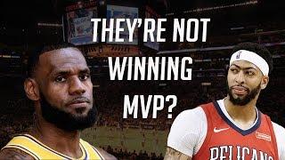 Predicting EVERY 2019 NBA Award Winner! LeBron James NOT The MVP?