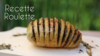 Hasselback Potatoes !