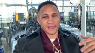 'NO EXCUSES' - REGIS PROGRAIS BRUTALLY HONEST ON TAYLOR DEFEAT, REVEALS TALK w/ TAYLOR MORNING AFTER