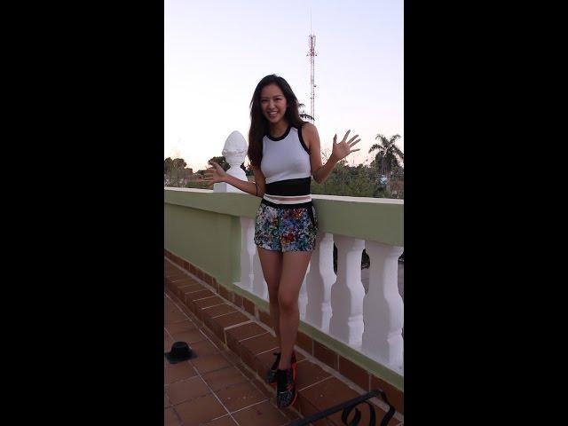 コネクタ|美ジョガー・西内ひろの「世界ラン」in キューバ!カラフルな街並みを走り抜けて…