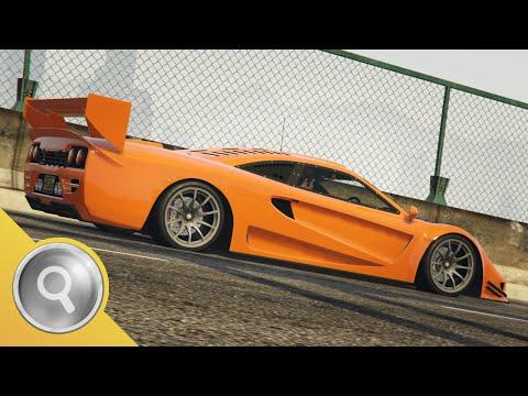 GTA V: McLaren F1 e Outros Carros do Update