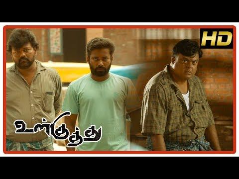 Ulkuthu Movie Climax Scene   Sharath realises the truth   Dinesh and Nanditha Unite
