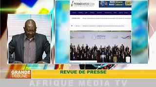 REVUE DE PRESSE : GRANDE TRIBUNE DU 16 10 2018