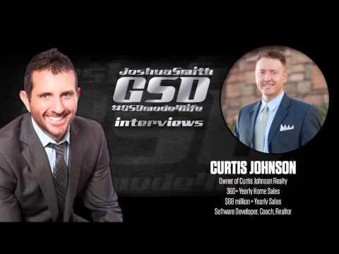 Top Entrepreneur Interview with Curtis Johnson, Software Developer, Coach, Mega Real Estate Agent