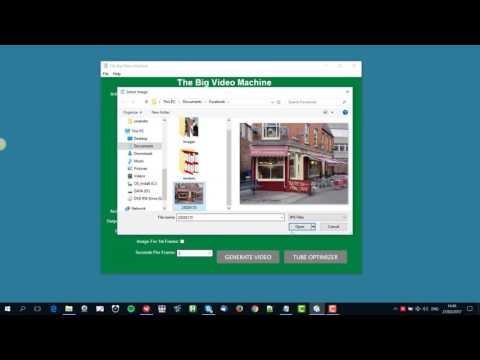Big Video Machine Review And Demo - video creator software