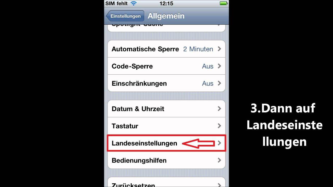 Farbspezial Wie Kombiniere Ich Die Trendfarbe Taupe: IPhone 4 Sprache Ändern [HD]