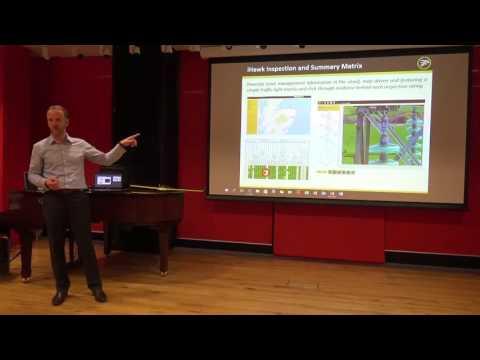 Craig Roberts (Cyberhawk) at IOT//EDI 30 Nov, 2015