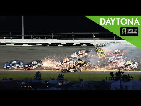 Monster Energy NASCAR Cup Series- Full Race -Coke Zero Sugar 400