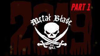 Metal Blade Records 2019 Recap - Part 1