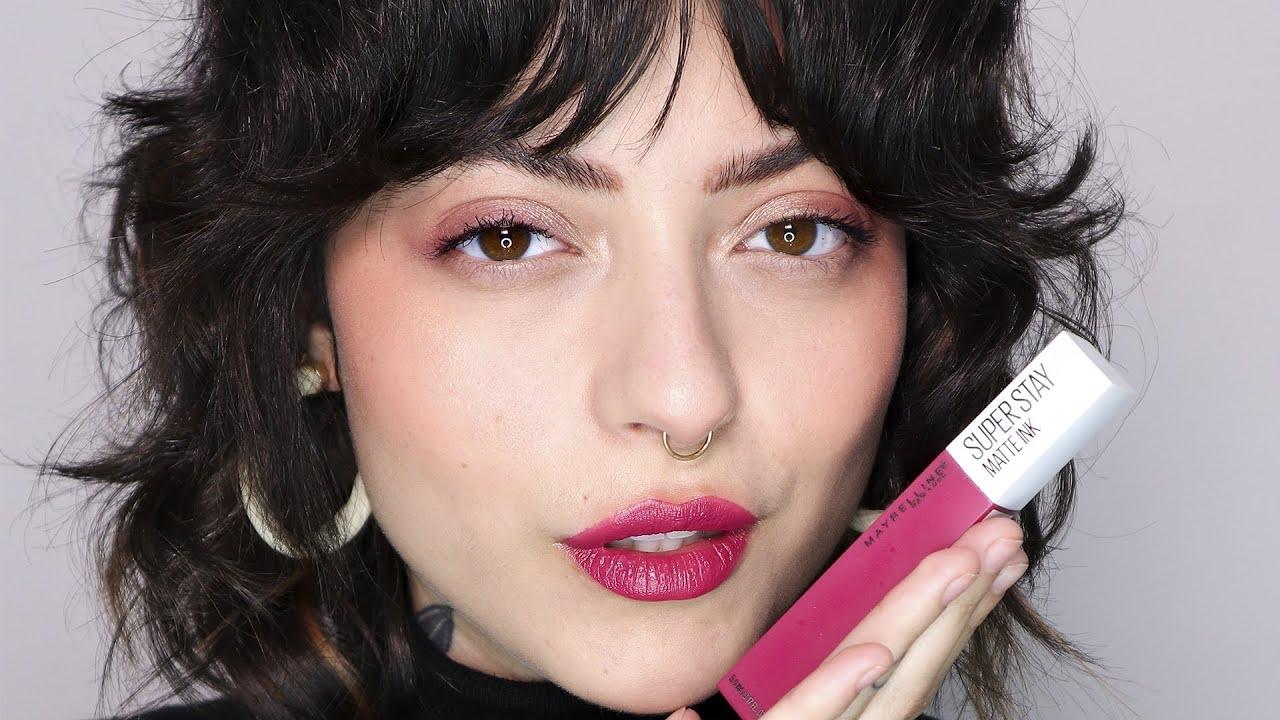 Com usar blush anos 80 e batom Pink | STEPHANIE SUERO #shorts