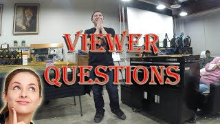 RX Vega Mining Rig | Viewer Questions and Answers