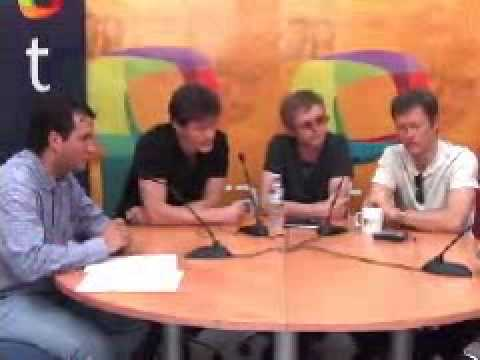 A-ha Funny Interview On Spain Radio Part 1 :)