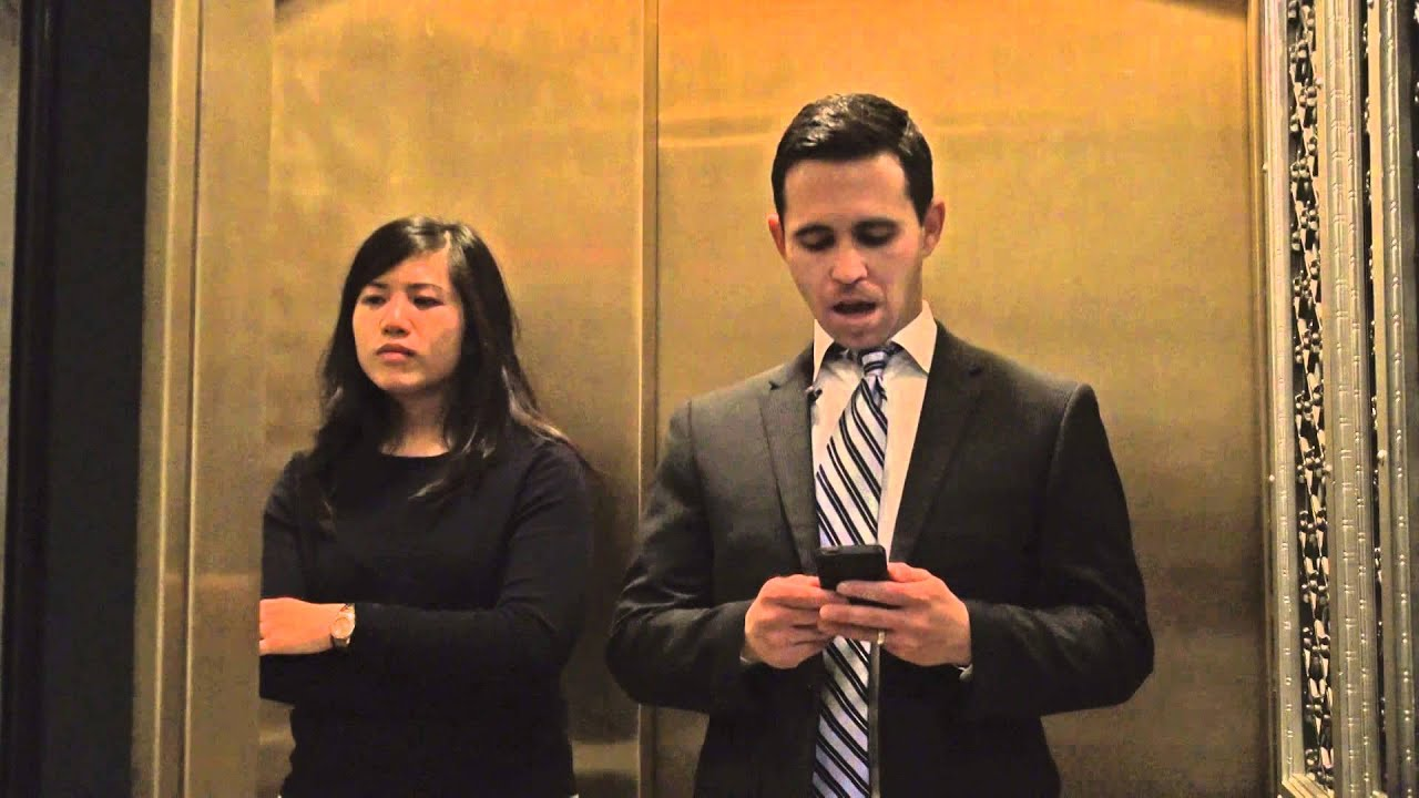 awkward people in elevator. elevator etiquette: what not to do with modern manners guy, richie frieman awkward people in r