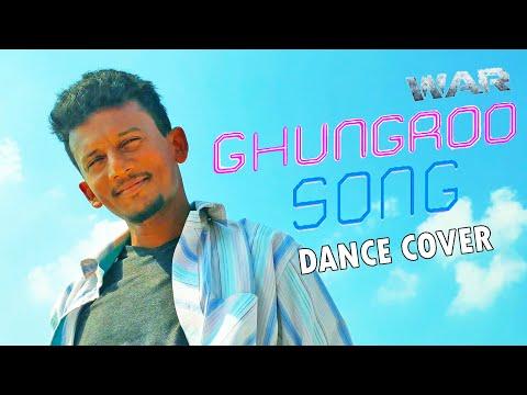 Ghungroo Song   War   Hrithik Roshan   Vaani Kapoor   Arijit Singh   DanceFreaX Mp3