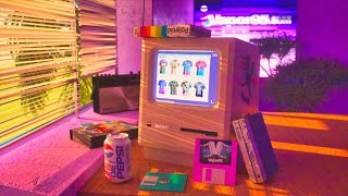 It's sunset in 1991 and you're on AOL (Vaporwave Mix)