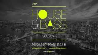 HOUSE & BASS ● Vol 09 ● mixed by Martino B @ 24-07-2014